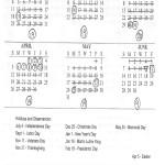VEA Calendar 14-15