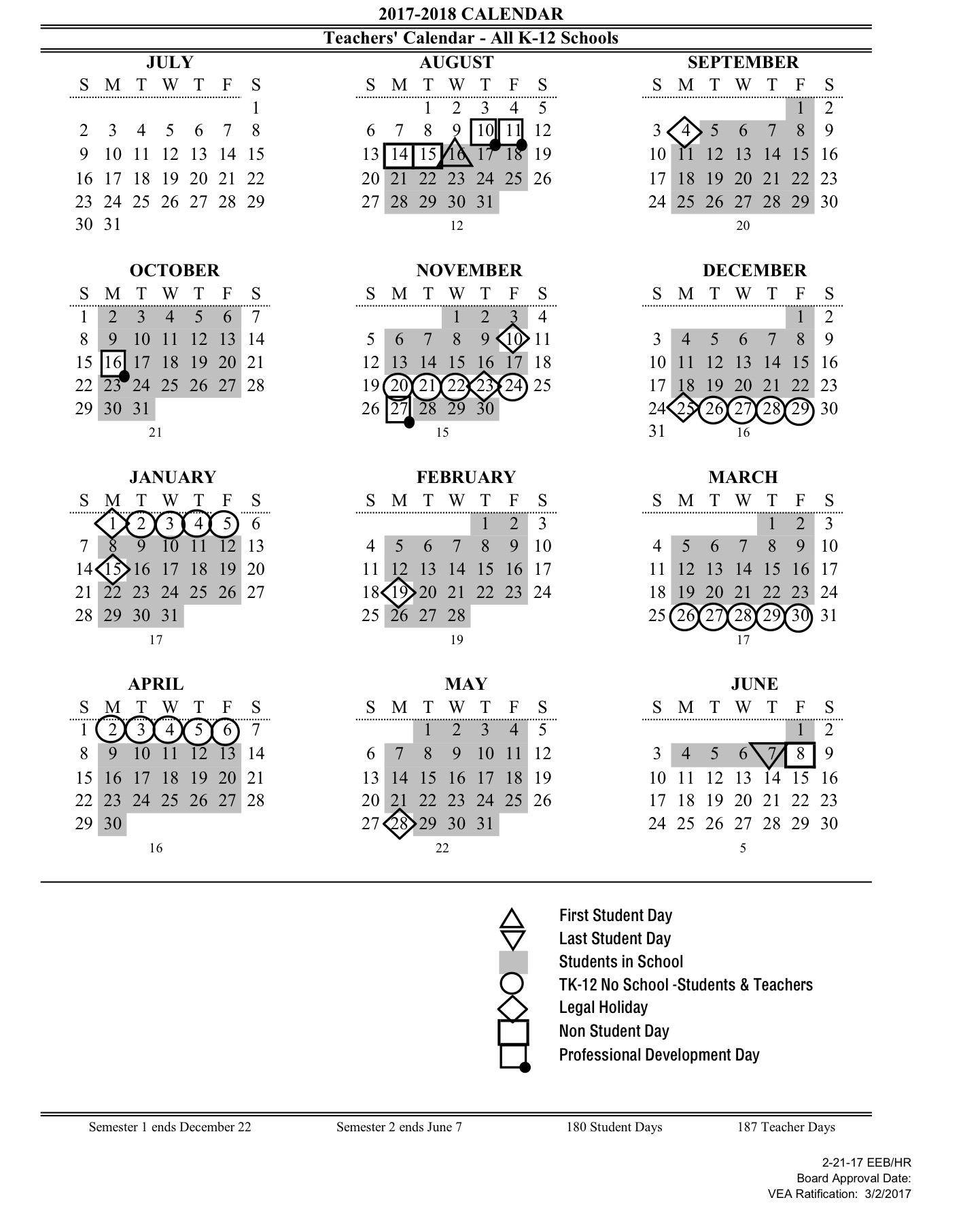 Cusd Calendar 2022.Vcusd Calendars Vallejo Education Association