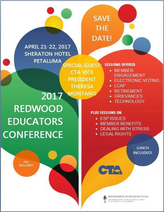 Redwood Educators Conference