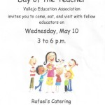 Day of the Teacher